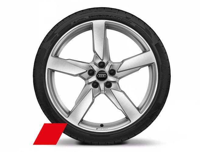 "5-eget polygondesign (8,5J x 21""), Audi Sport"