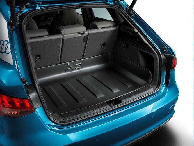Dyb bagagerumsbakke til A3 Sportback