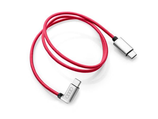 USB-C tilslutningskabel til USB-C