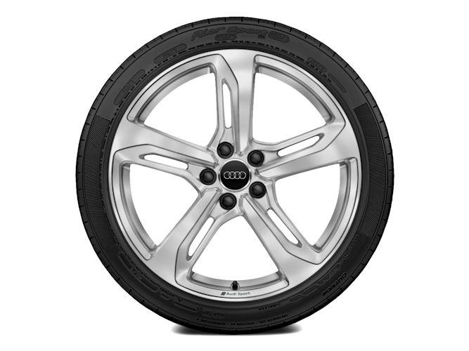 """5-eget blade-design (9J x 19""""), Audi Sport"""