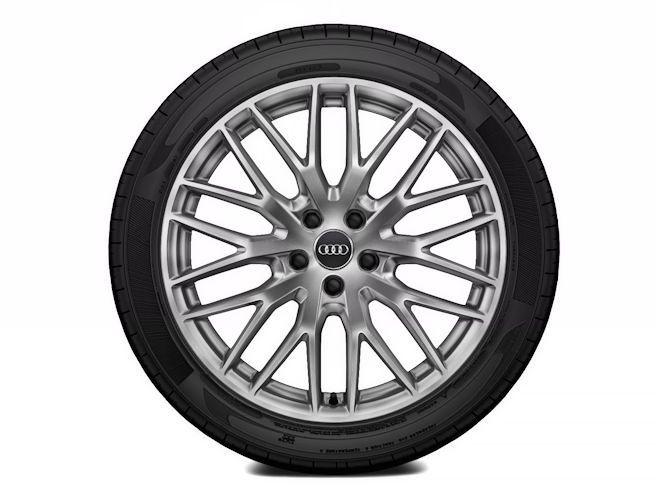 """10-Y-eget design (8J x 18""""), Audi Sport"""