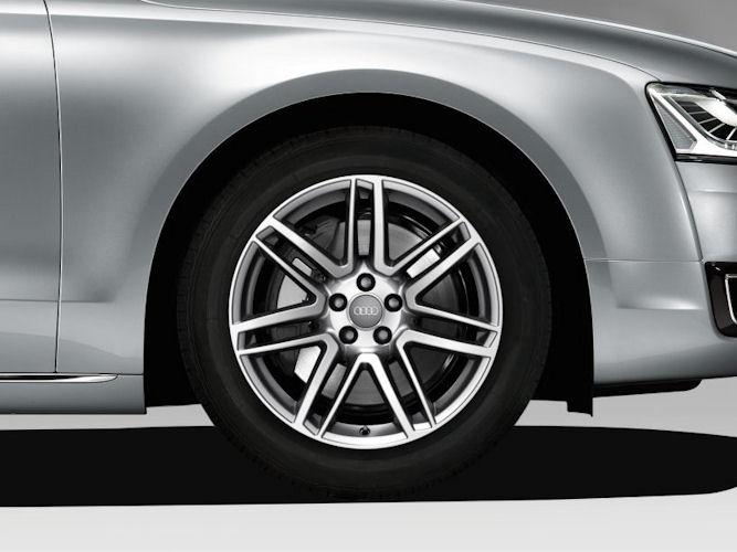 """7-dobbelteget design (9J x 19""""), Audi Sport"""