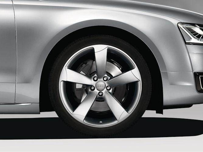 "5-eget rotordesign (9J x 21""), Audi Sport"