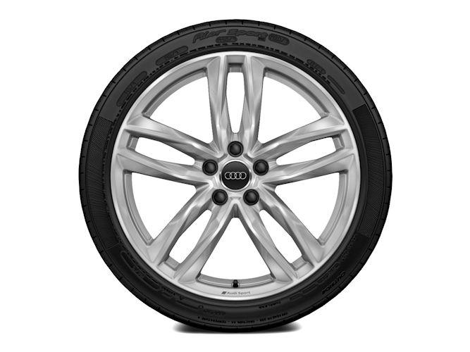 """5-dobbelteget design (9J x 19""""), Audi Sport"""