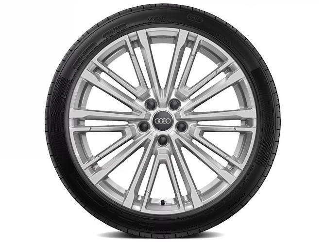 """10-eget V-design (8,5J x 19""""), Audi Sport"""