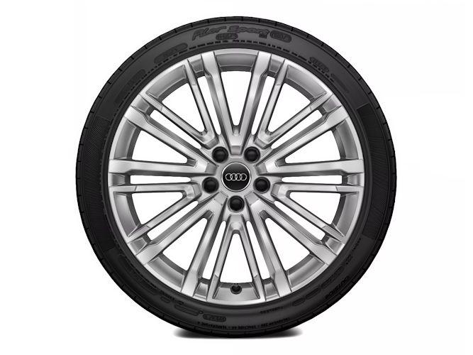 """10-V-eget design (8,5J x 19""""), Audi Sport"""