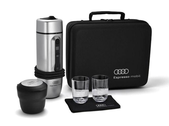Audi espresso mobil
