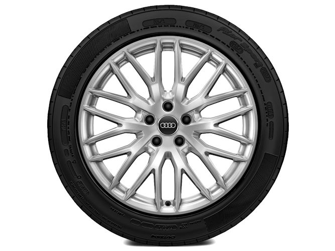 """10-Y-eget design (8J x 19""""), Audi Sport"""